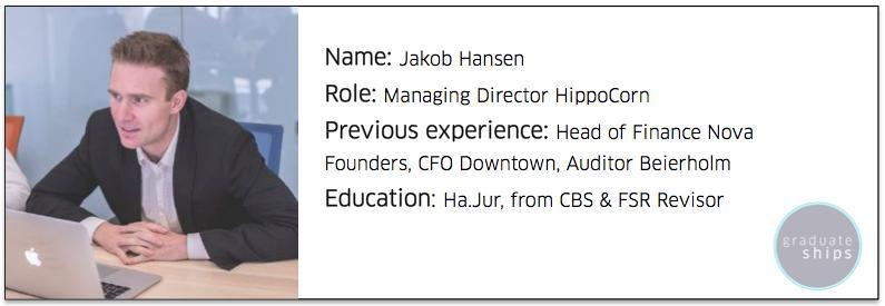 Jakob Hansen career Hippocorn