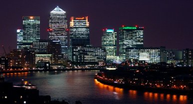 London City Goldman Sachs office