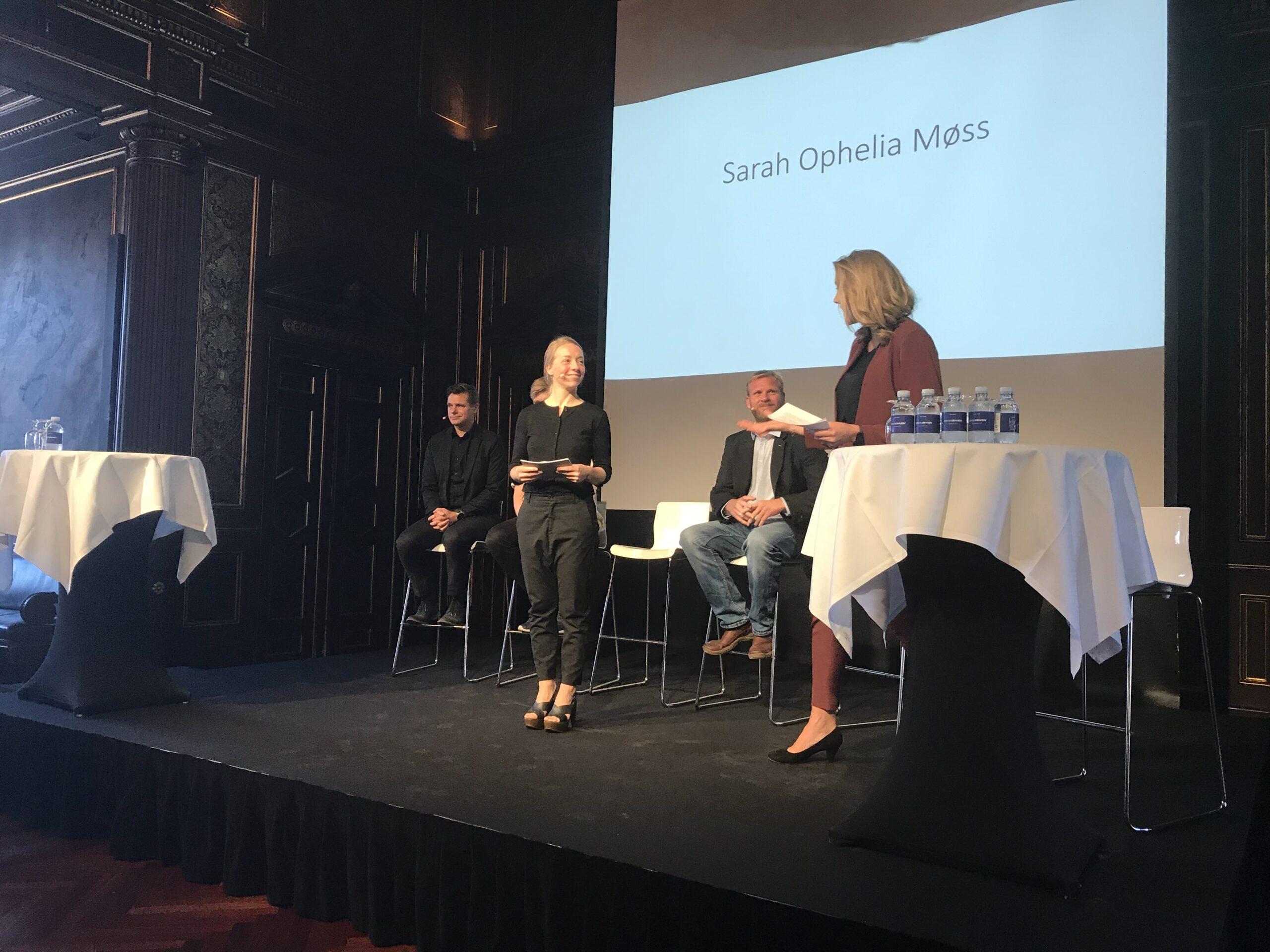 Nasdaq og Dansk Erhverv Sarah Ophelia Møss